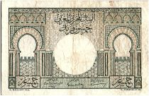 Maroc 50 Francs Porte, décor oriental - 02-12-1949 - TTB - Série X.4 - P.44