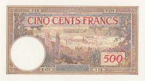 Maroc 500 Francs Vue sur la cité de Fez - 10-11-1948 - Neuf - P.15