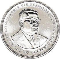 Mauritius 20 20 , Seewoosagur Ramgoolam Kt - 1999