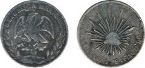 Mexico 4 Reales Mexico - First Republic (1821-1863)