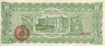 Mexique 10 Pesos F.I. Madero et A. Gonzalez - 1915