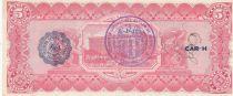 Mexique 5 Pesos F.I. Madero et A. Gonzalez - Estado de Chihuahua - 1915 - P.Neuf - P.S.532