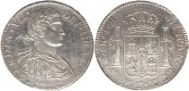 Mexique 8 Reales Ferdinand VII - Armoiries - 1809 TH