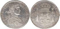 Mexique 8 Reales Ferdinand VII - Armoiries - 1809 TH