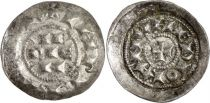 Milan Denier, Cité de Milan - Henri III, IV et V de Franconie (1039-1125)