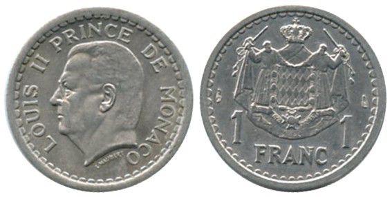 Monaco 1 F