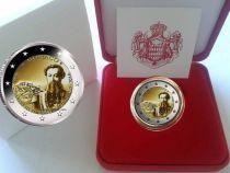 Monaco 2 Euro, 150 Years of Monte Carlo - 2016