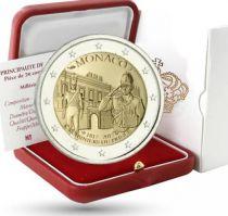 Monaco 2 Euro, 200 ans des Carabiniers du Prince - Frappe BE 2017