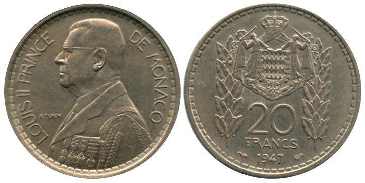 Monaco 20 F