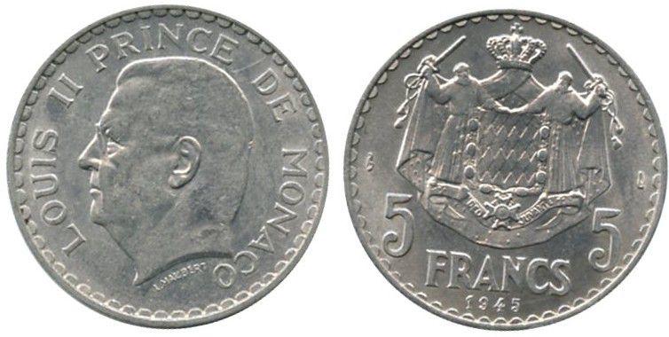Monaco 5 F