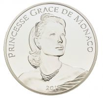Monaco Coffret 10 Euros Grace Kelly 2019 - Argent - BE