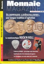 Monnaie Magazine - Janvier Février 2021 - n°233