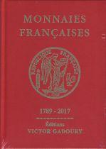 Monnaies Françaises - Gadoury 1789 - 2017