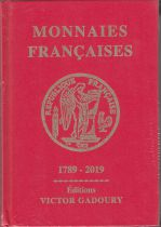 Monnaies Françaises - Gadoury 1789 - 2019