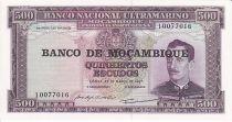 Mozambico 500 Escudos Xavier Caldas