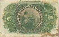 Mozambique 1 Escudo F. de Oliveira Chamico - 1921