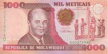 Mozambique 1000 Meticais E. Mondlane - Monument