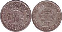 Mozambique 20 Escudo - 1960