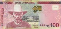 Namibie 100 Namibia Dollars Dollars, H.E. Dr Sam Nujoma