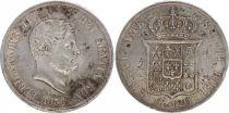 Naples 120 Grana Ferdinand II - Armoiries - 1856