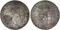 Naples 120 Grana Ferdinand II - Arms - 1842