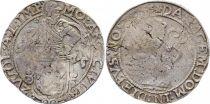 Netherlands 1 Daalder Lion (48 Stuiver) - 1646 Zwolle