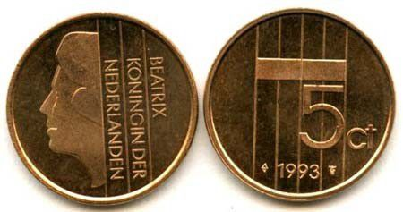 Netherlands 5 Cent