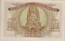 New Caledonia 100 Francs 1944 Specimen - PCGS MS 65