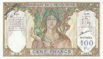 New Caledonia 100 Francs 1963 Specimen n°0140 - P.42