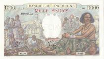 New Caledonia 1000 Francs ND (1938) - P.43 Specimen