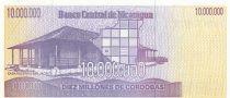 Nicaragua 10.000.000 Cordobas,  Général J.D. Estrada - 1990 - P.166 - Neuf