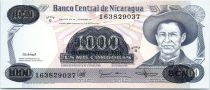 Nicaragua 500000 Cordobas General A. C. Sandino - 1987