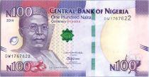 Nigeria 100 Naira Chef Obafemi Awolowo - 1914-2014