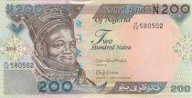 Nigeria 200 Naira 2018 - Alhaji Sir Ahmadu Bello, vaches
