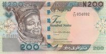 Nigeria 200 Naira Alhaji Sir Ahmadu Bello - 2020 - UNC