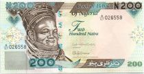 Nigeria 200 Naira Alhaji Sir Ahmadu Bello - Vaches 2015