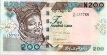 Nigeria 200 Naira Alhaji Sir Ahmadu Bello - Vaches 2016