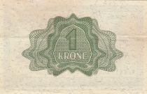 Norvège 1 Krone 1948