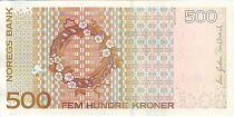 Norvège 500 Kroner Sigrid Undset - 2005