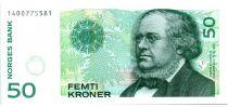 Norvège 50 Kroner 1996 - Peter Christen Asbjørnsen