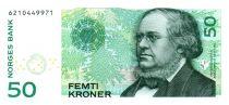 Norway 50 Kroner 2003 - Peter Christen Asbjørnsen
