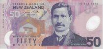 Nueva Zelanda 50 Dollars Apirana Ngata - Kokako