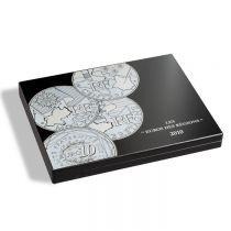 """Numismatic box deluxe \""""Euros des régions\"""""""