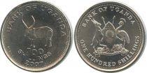 Ouganda 100 Shillings