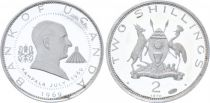 Ouganda 2 Shillings Pape Paul VI - 1969-1970