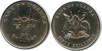 Ouganda 50 Shillings