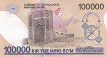 Ouzbékistan 100000 Som Mirzo Ulugbek - 2019 - Neuf