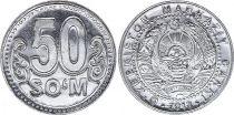 Ouzbékistan 50 Som 2018 - SPL