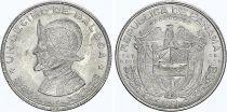 Panama 1/10 Balboas Simon Bolivar - Argent 1961 - UNC