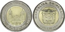 Panama 1 Balboa Santa Maria de la Antigua - 2019 Bimetal